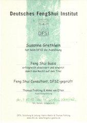 Feng Shui, Fürth, Erfolgsraum - Susanne Grethlein, zertifizierter Feng Shui Berater gestaltet mit Feng Shui Ihre Räume als Basis für Ihren persönlichen und geschäftlichen Erfolg