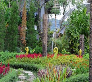 Erfolgsraum, Susanne Grethlein, Fürth, gibt Rat und Tipps zur Feng Shui Gartenplanung und unterstützt bei der Feng Shui Gartengestaltung