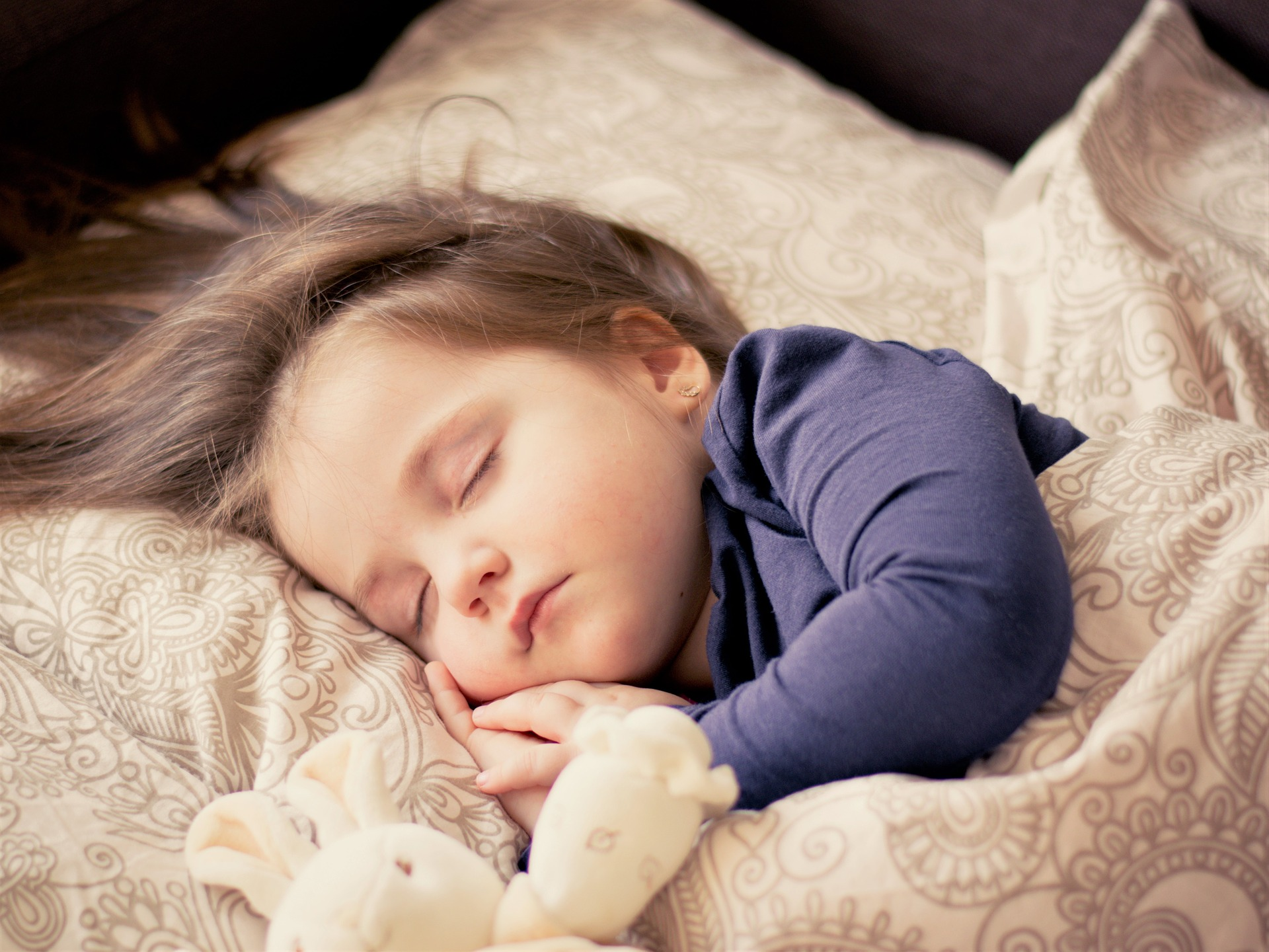 gesunder Schlafplatz